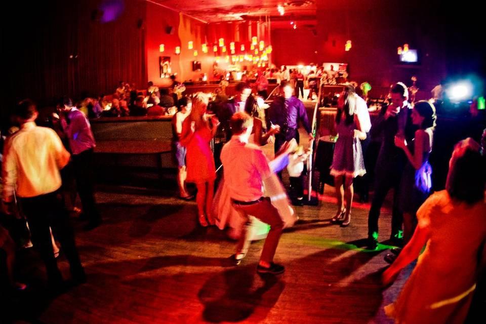 Exceptional dance floor experiences