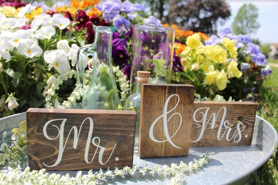 Coastal Wedding Supply
