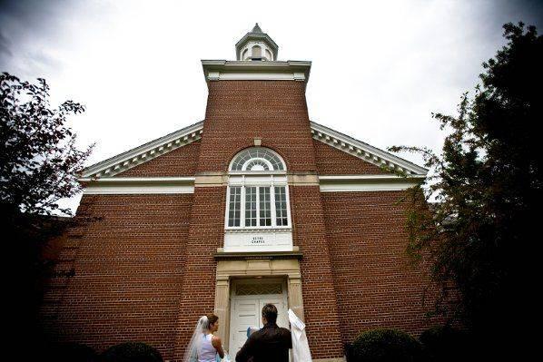 Weddings at Asbury