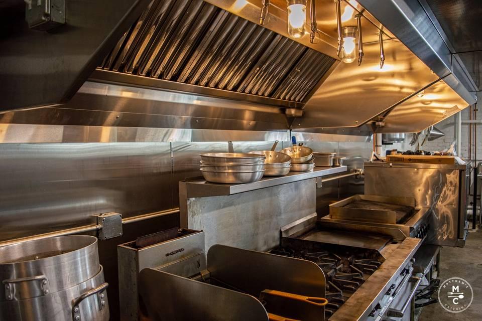 Grandview kitchen space