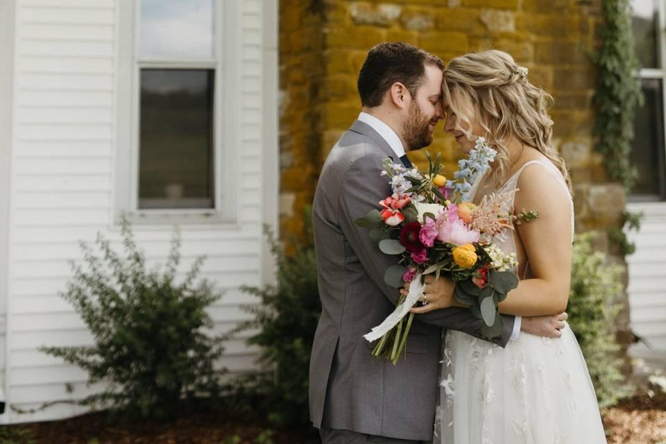 Nashville Intimate Wedding