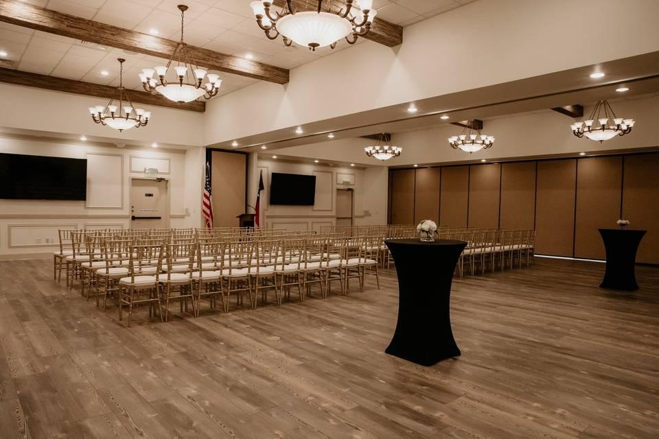 Elegant interior lighting