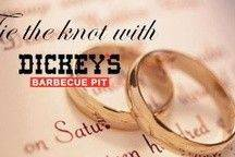 Tie the knot with Dickey's