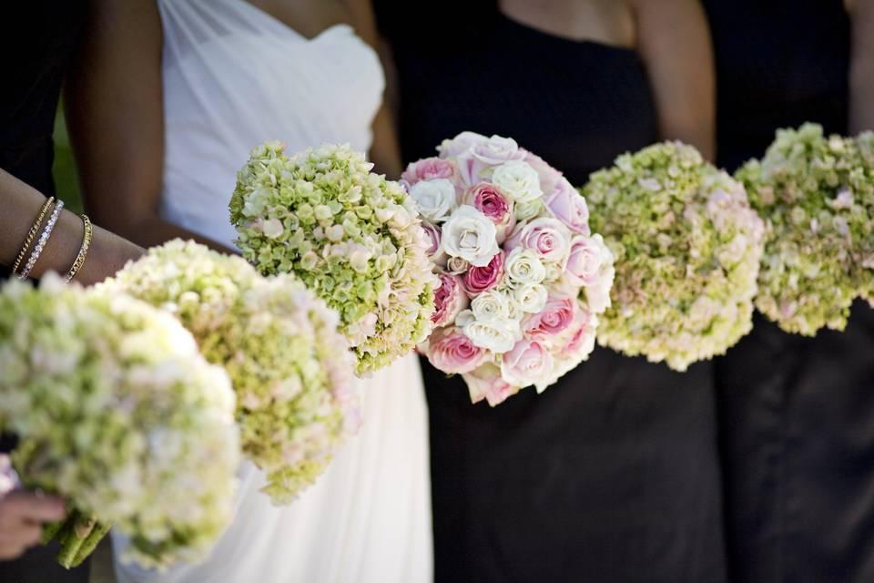 Wedding bouquets - Magnolia Road Photography