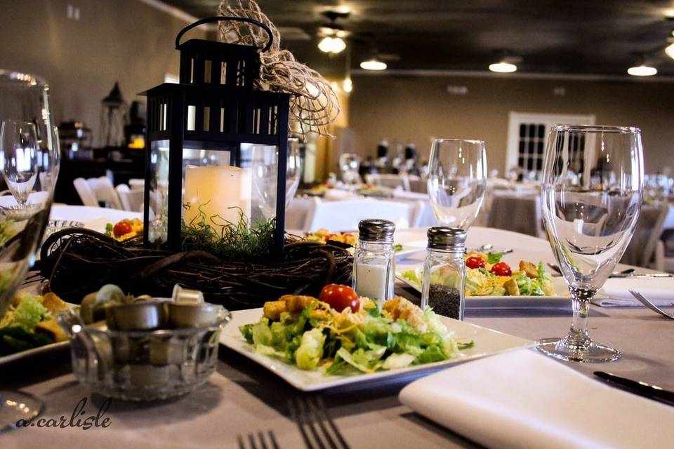 CATERING & CREATIONS