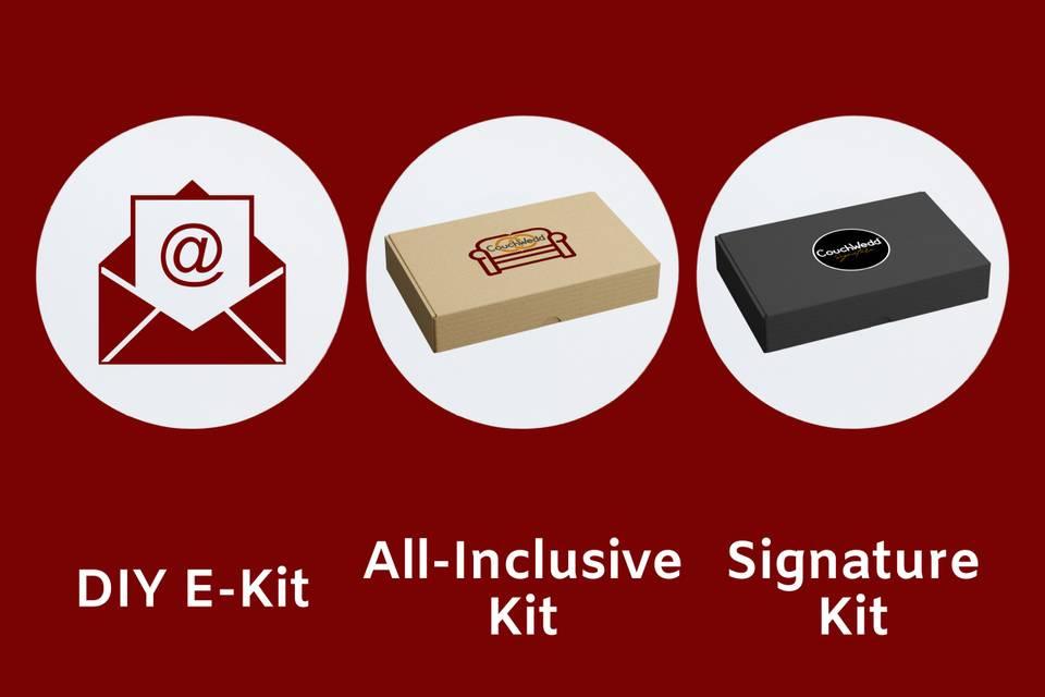 Choose your  Kit