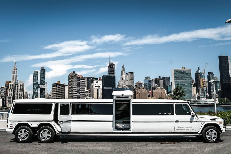 Diamond Limousine NY