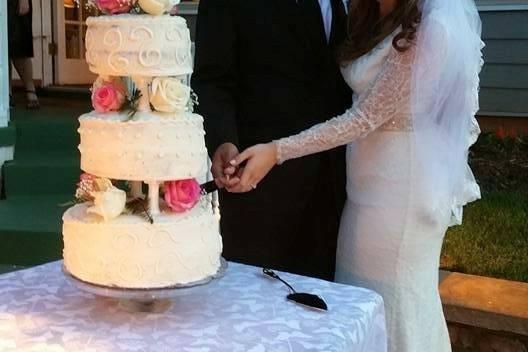 Congrats Savannah & Taylor