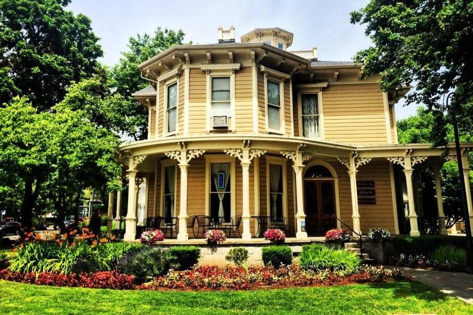 Historic Slocum House