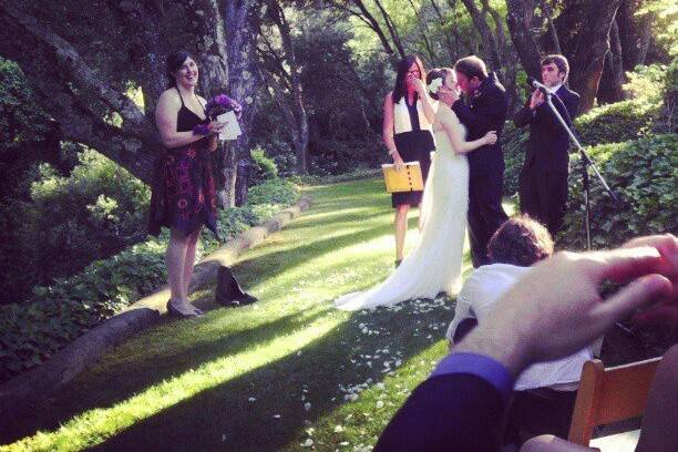Stevi Hanson Wedding Officiant