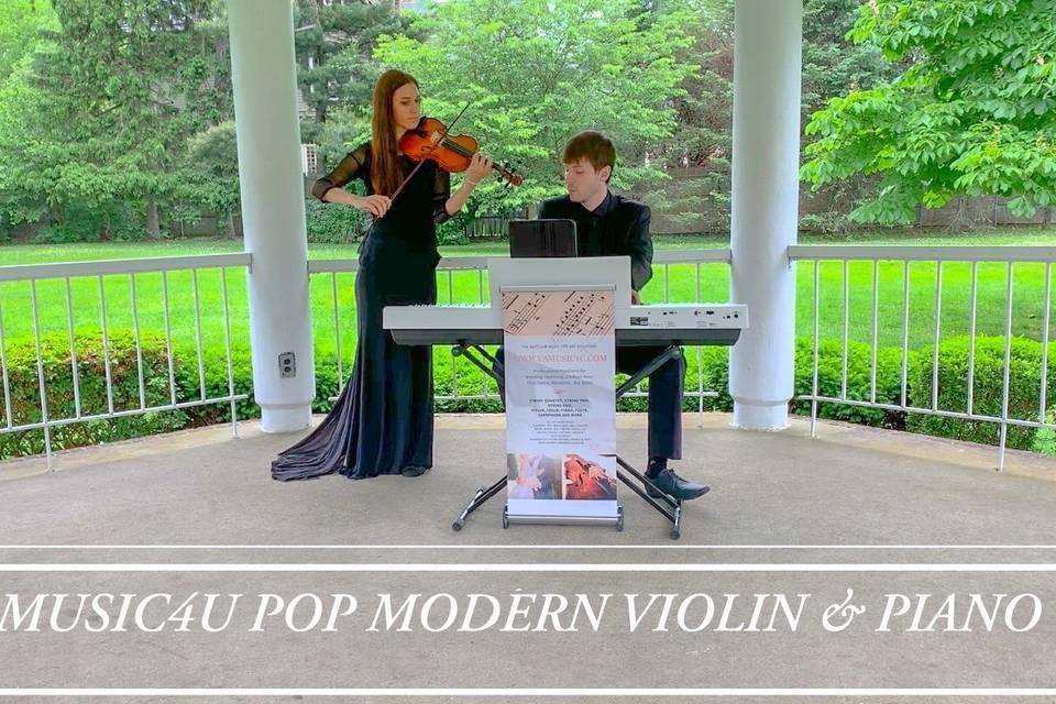 Pop modern duo VSMUSIC4U