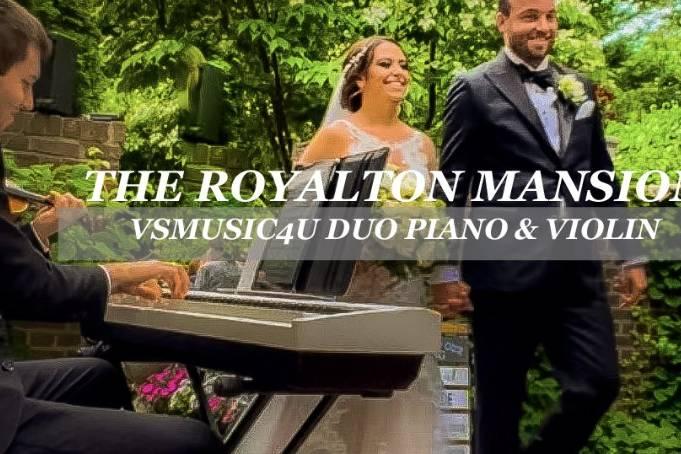 Vsmusic4u at the royalton