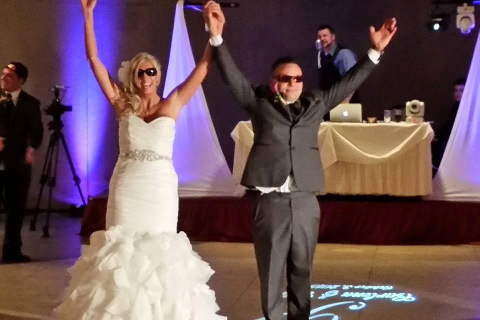 Preztige Worldwide Wedding DJ & Lighting