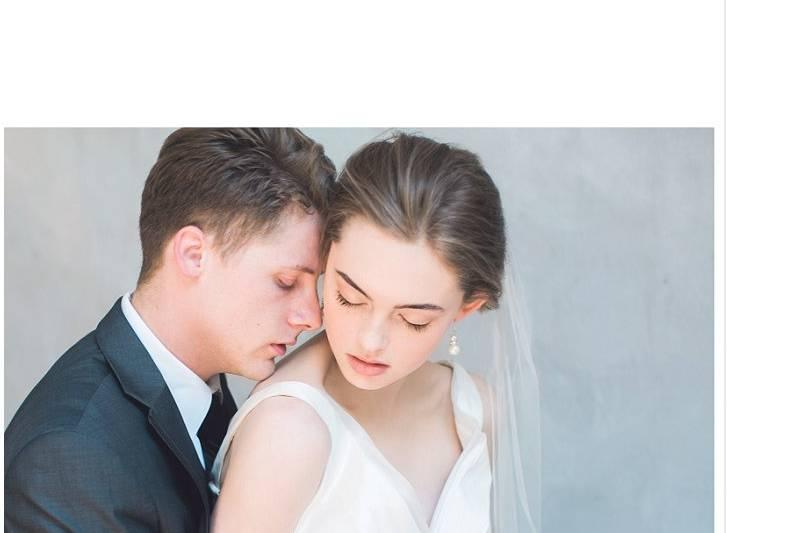 Editorial Couples Portraiture