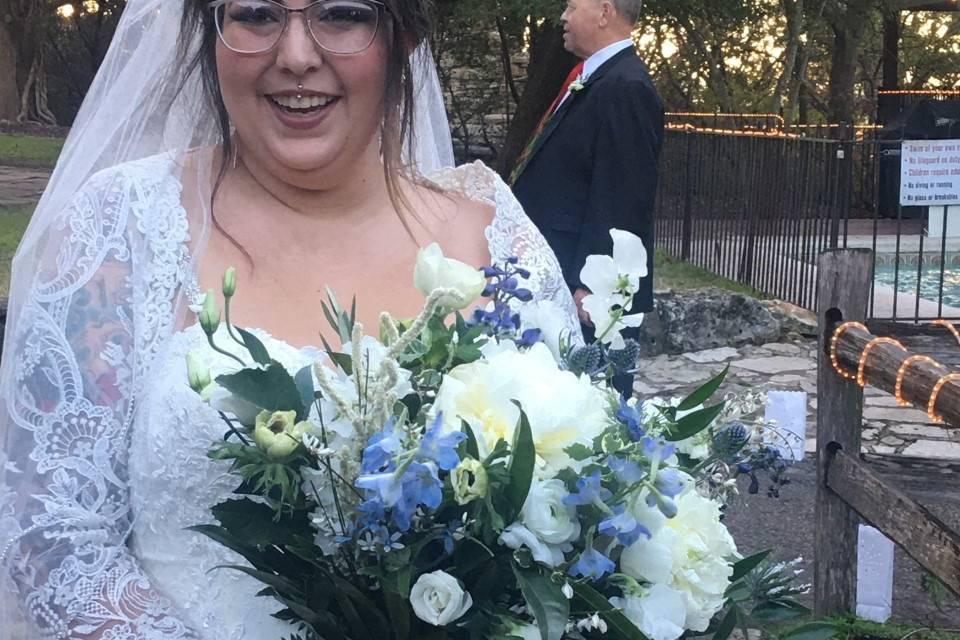 Bridla bouquet