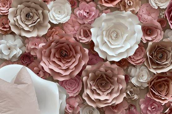 The Rose Wall