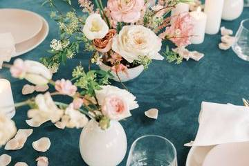 Cherry Blossom Inspired Table