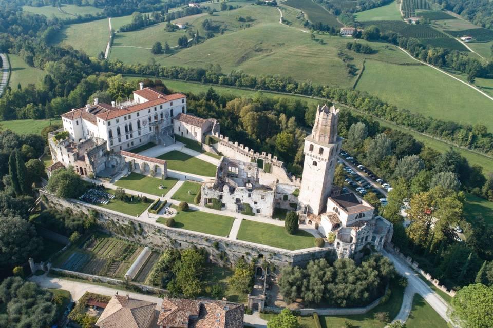 San Salvatore Castle