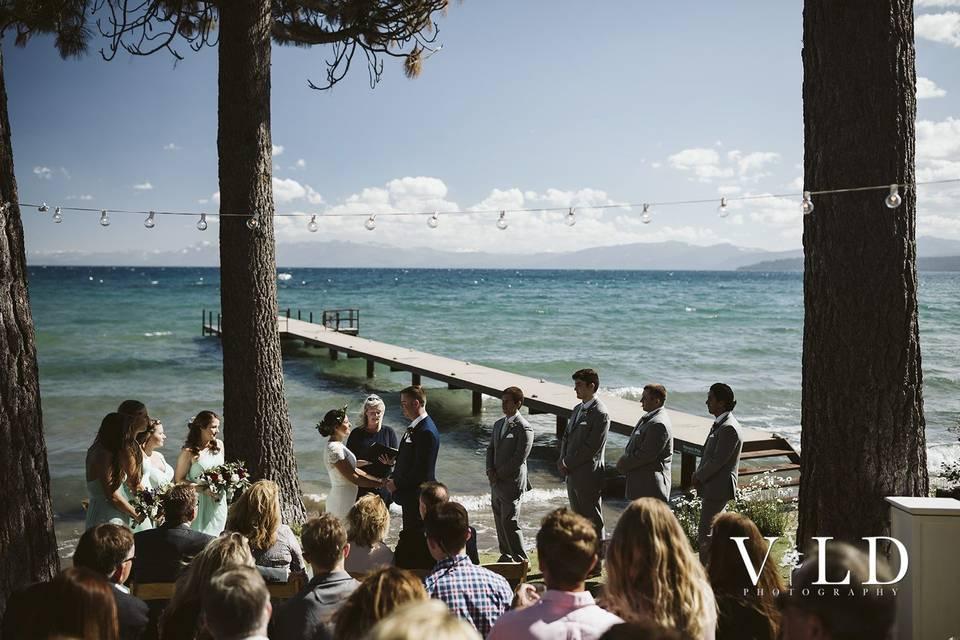 West Shore Wedding