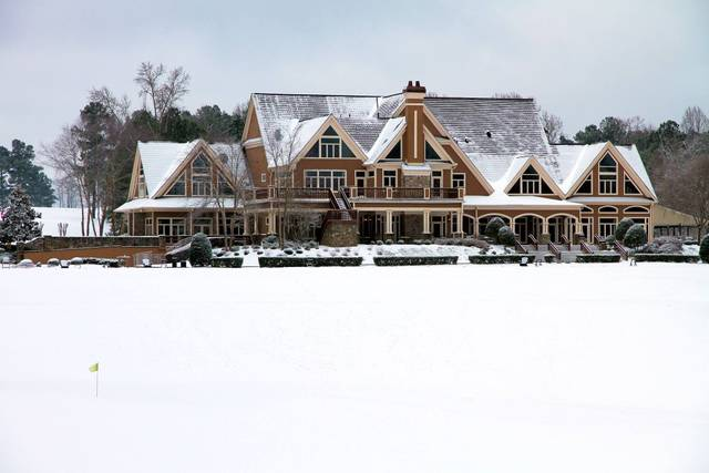 The Crooked Creek Club