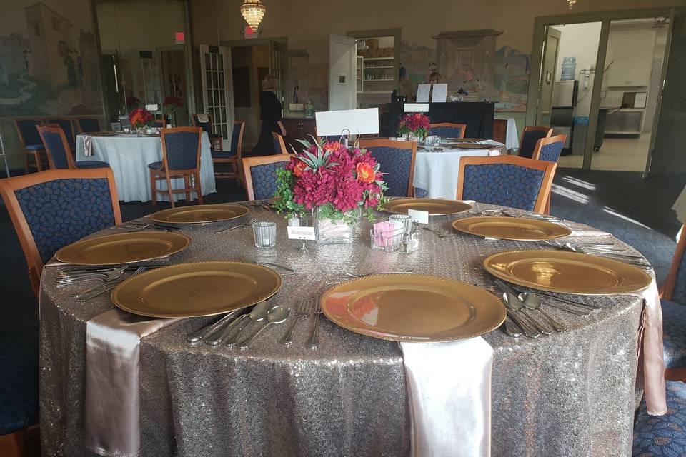 Desdemona Dining Room
