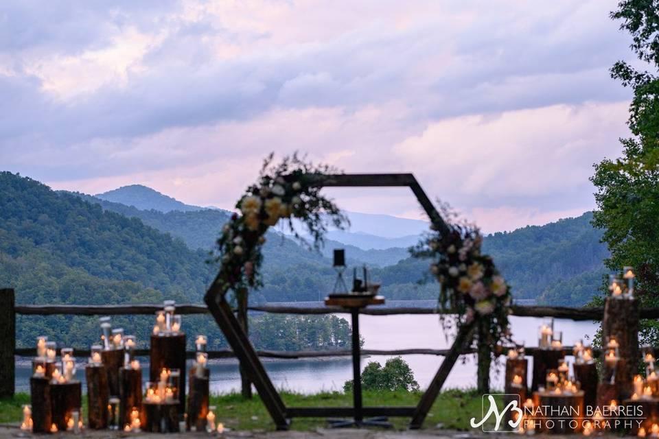Nantahala Weddings & Events