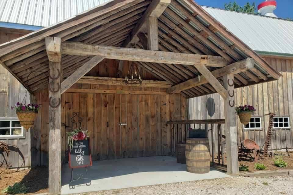 Schultz's Rustic Barn