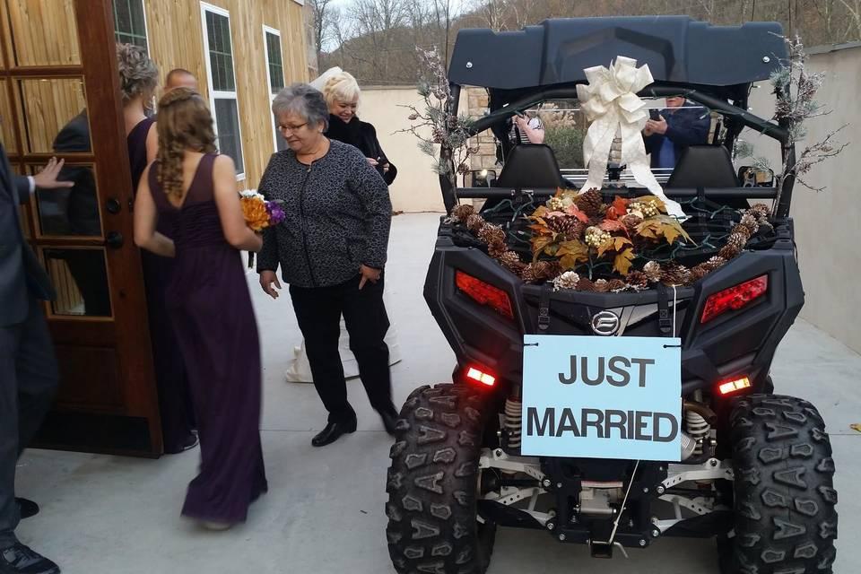 Wedding Carrier