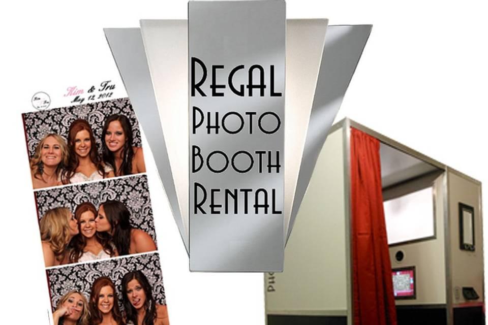 Regal Photo Booth Rental