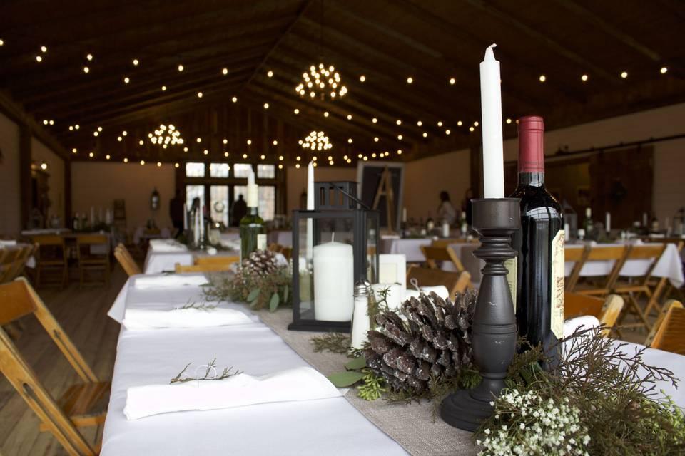 Black Barn Wedding Venue