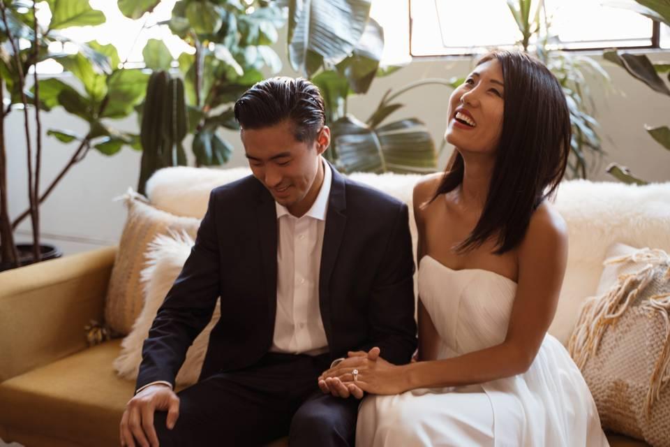 LA Love Weddings - An authentic moment