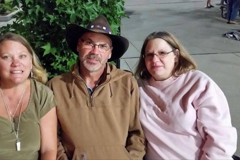 Cheryl, Gregg & Colene