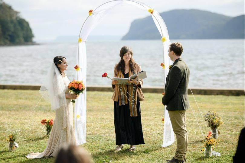 Riverside Wedding in New York