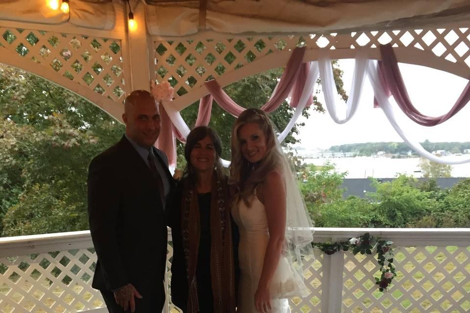 Mystic wedding