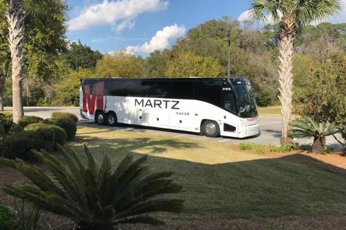 Martz First Class Coach Co. Inc.