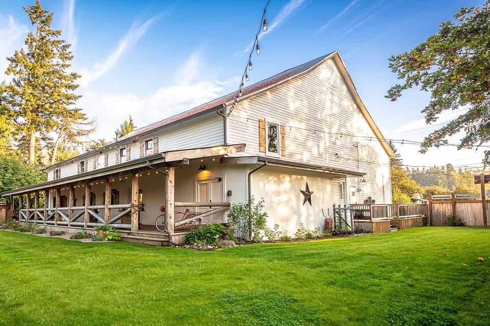 Copper Gables Barn