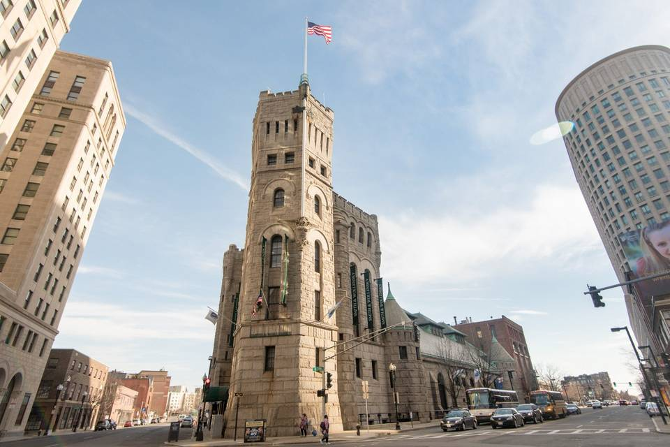 The Tower: A Longwood Venue