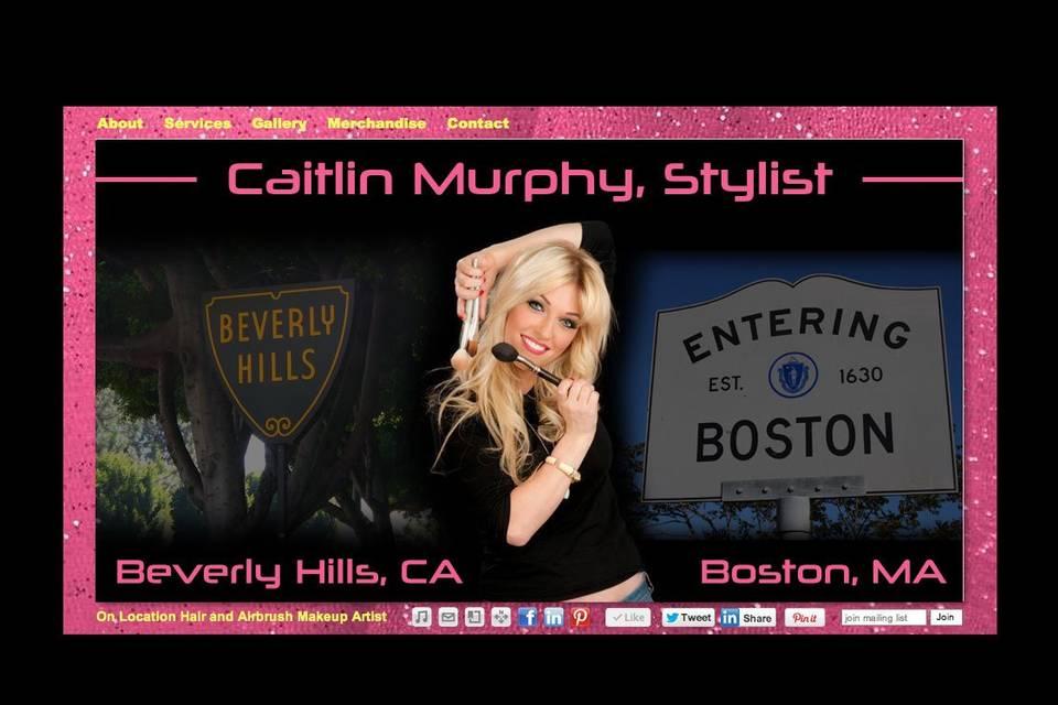 CaitlinMurphyStylist.com