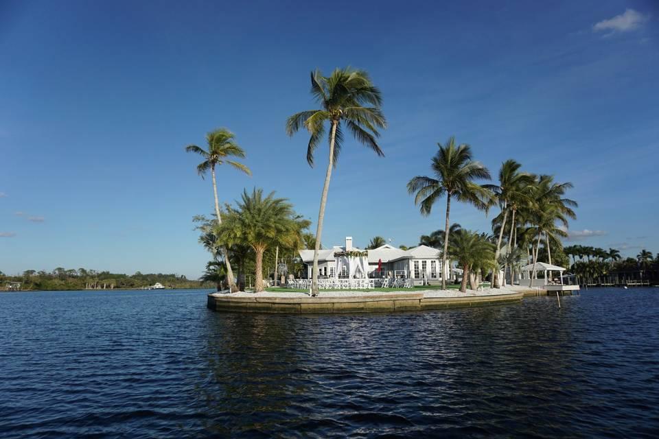 Grace River Island