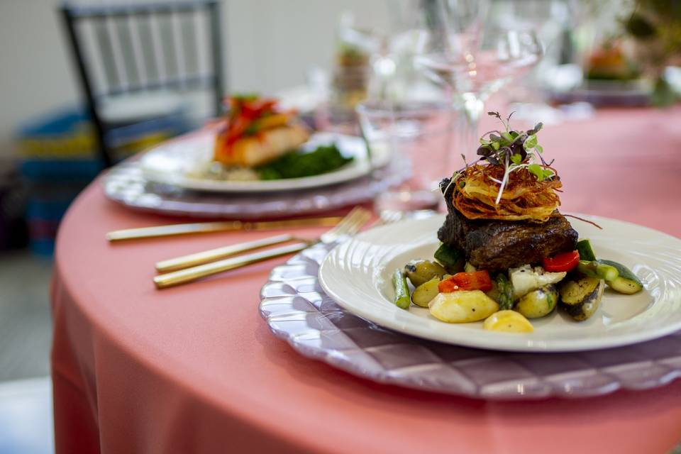 Food by Milos Catering