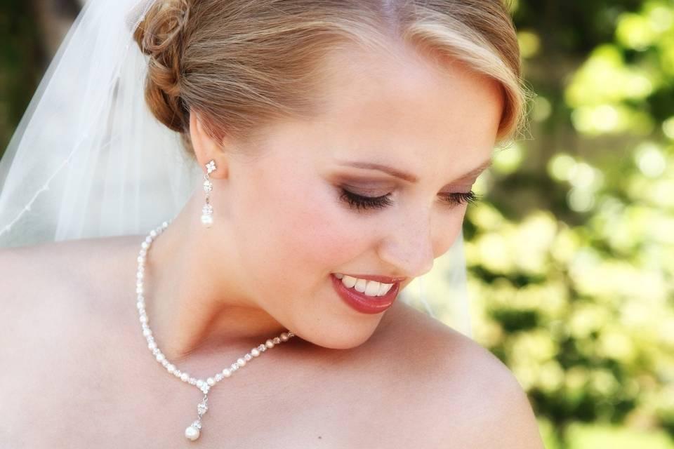 A Bridal Glow