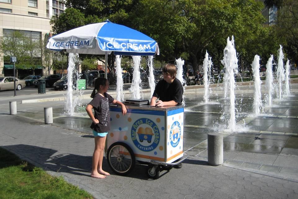 Bay Area Ice Cream Catering