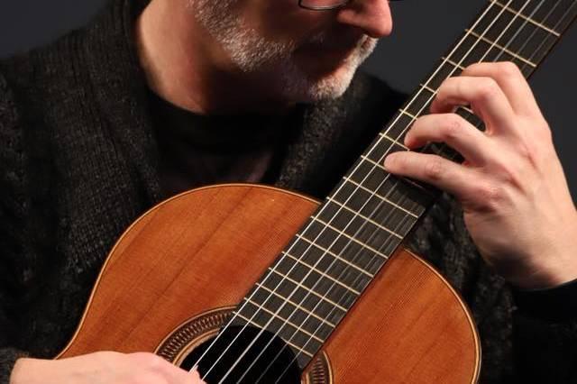 Brad DeRoche, Classical Guitarist