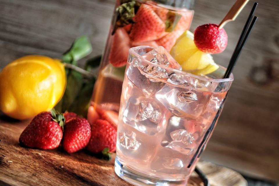 Strawbeery Lemonade