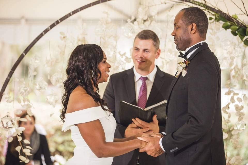 Kasey King Wedding Officiant