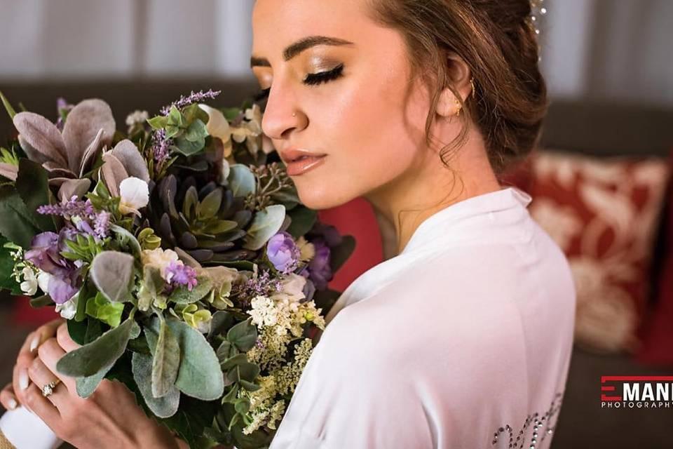Natural Bridal Glam