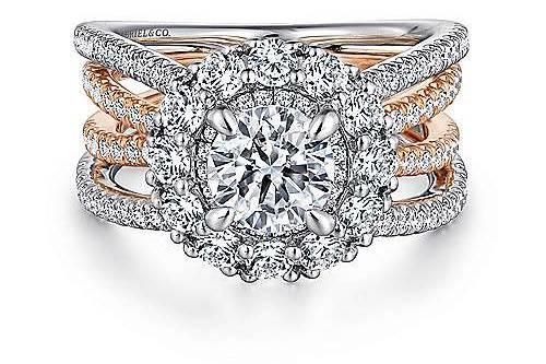 Show-stopping engagement ring