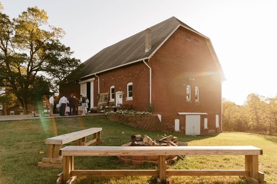 The Freedom Barn