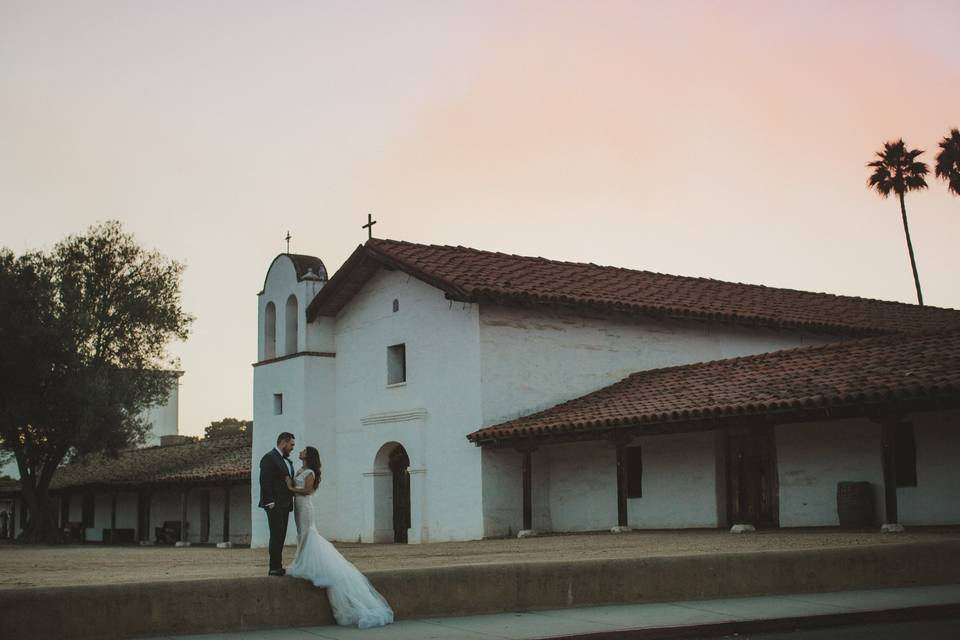 Santa Barbara State Historic Park
