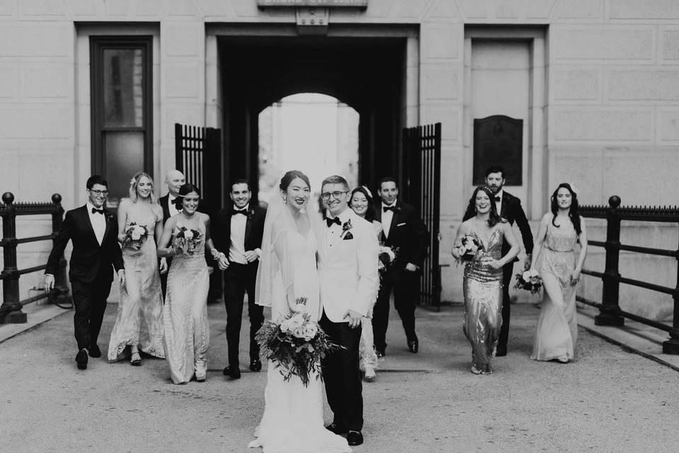 Love & Laughter Weddings